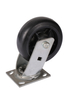 "5""heavy duty stainless steel directional casters industrial wheel"